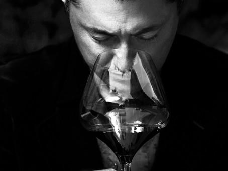 Michael Wong Wine Magazine Interview