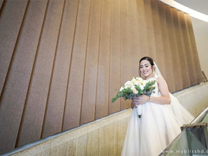 Parish of the Heart of Jesus and Mary  { Francis } + { Frances } Wedding Photography Philippines