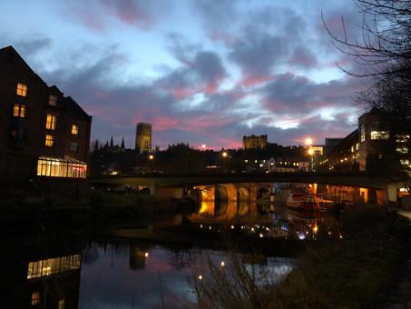 England: Sunset views