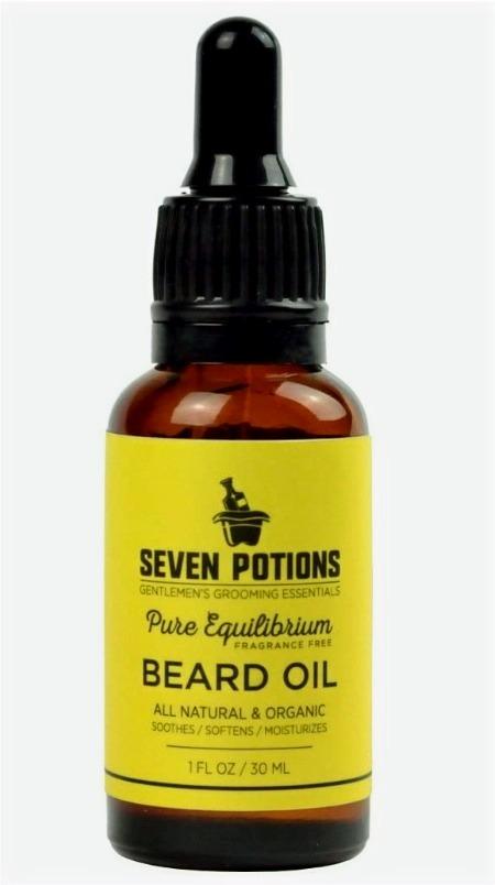 Seven Potions Beard Oil