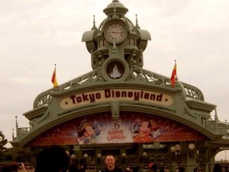 Tokyo Disney Resort - jour 3 (4/16)