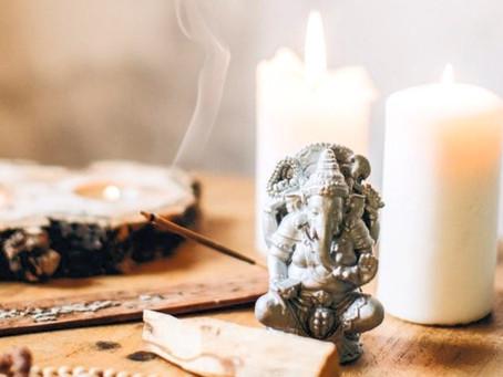 Mantra y simbolismo de Ganesha