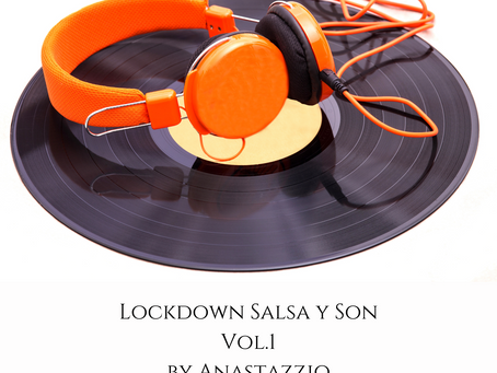 Lockdown Salsa y Son Vol.1 by Anastazzio