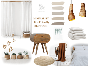 Eco Friendly Home decor Bedroom affordable and stylish