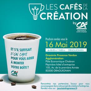 LES CAFES DE LA CREATION