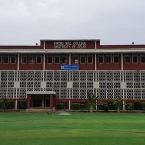 MBA Queries: Kirori Mal College, Delhi University