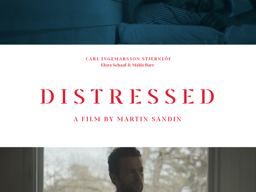 Distressed short film review
