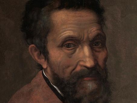 43.  Michelangelo - The Immortal Artist
