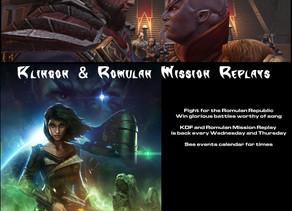 KDF & Romulan MRP