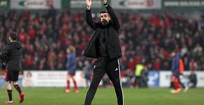 Gil Vicente 0 - 1 Benfica: Vitória na raça, no pragmatismo e na bancada