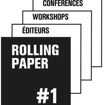 Rolling Paper @ Le Bal