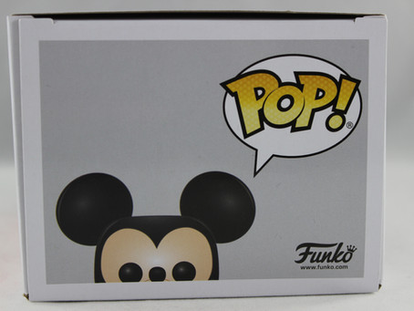 Funko POP: Mickey Mouse (Conductor)