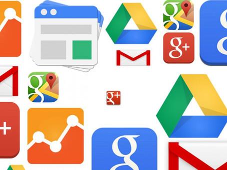 【Google】使用頻度の高いオススメサービス5選+α