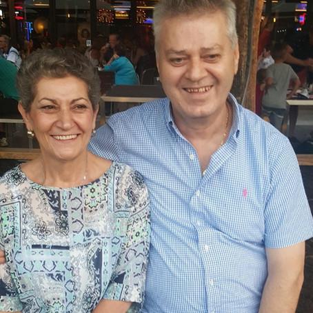 Meet the team: Chris & Maria