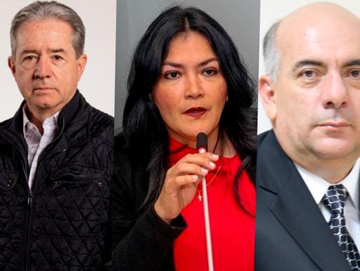 Comisión de Salud recomienda iniciar juicios políticos contra Zevallos, Andramuño y Torres