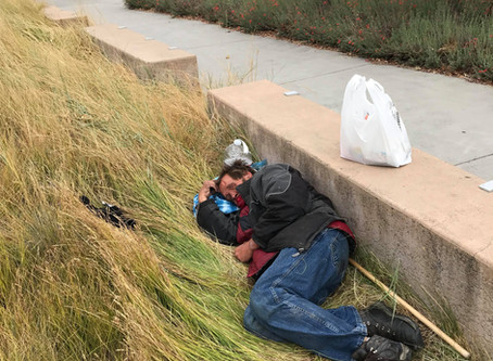 California Off Track with Homelessness & the Seriously Mentally Ill