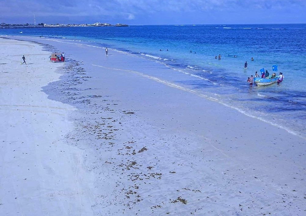 Mogadishu Beach, Jazeera Beach, Top 5 Beaches in Somalia
