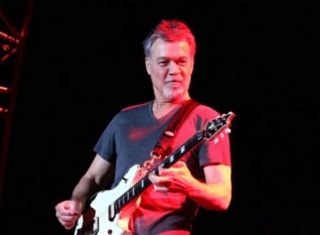 (Podcast) RIP Eddie Van Halen. Aired September 15.