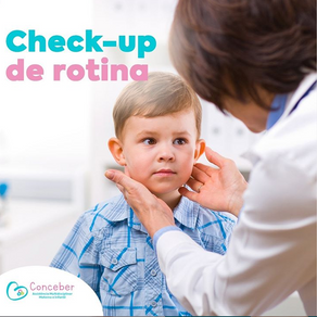 Check-up de Rotina Pediátrica