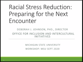 'COURAGEOUS': MSU Seminar Shares Breathing Technique to Reduce 'Racial Stress'