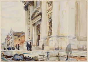 John Singer Sargent watercolours