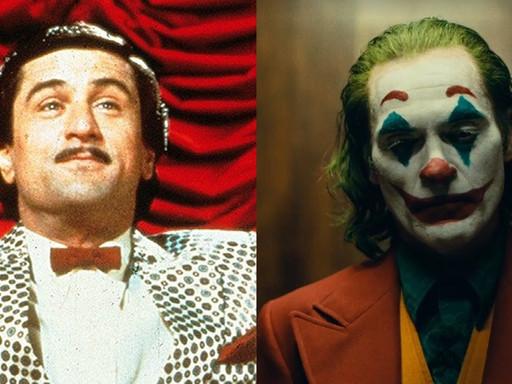 Due prospettive sul narcisismo: Joker e The king of comedy   Specchio, immaginario, schermo