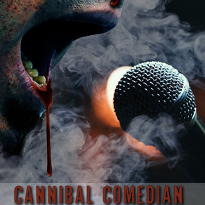 Cannibal Comedian, Trailer Drop. The Follow-Up To Big Top Evil Is Here.
