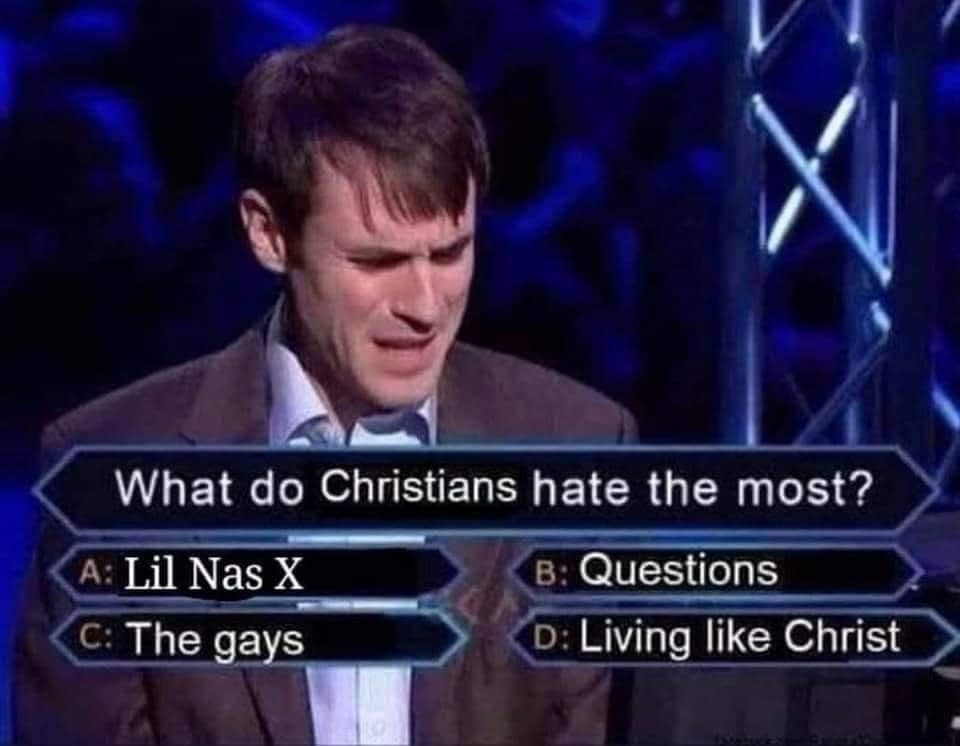 Funny Offensive Christian Memes