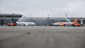 Berlin • BER # Opening Day of Brandenburg Willy Brandt Airport
