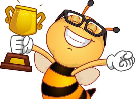 Spelling Bee Champions!