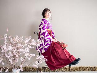 成人式の写真(広島県福山市)