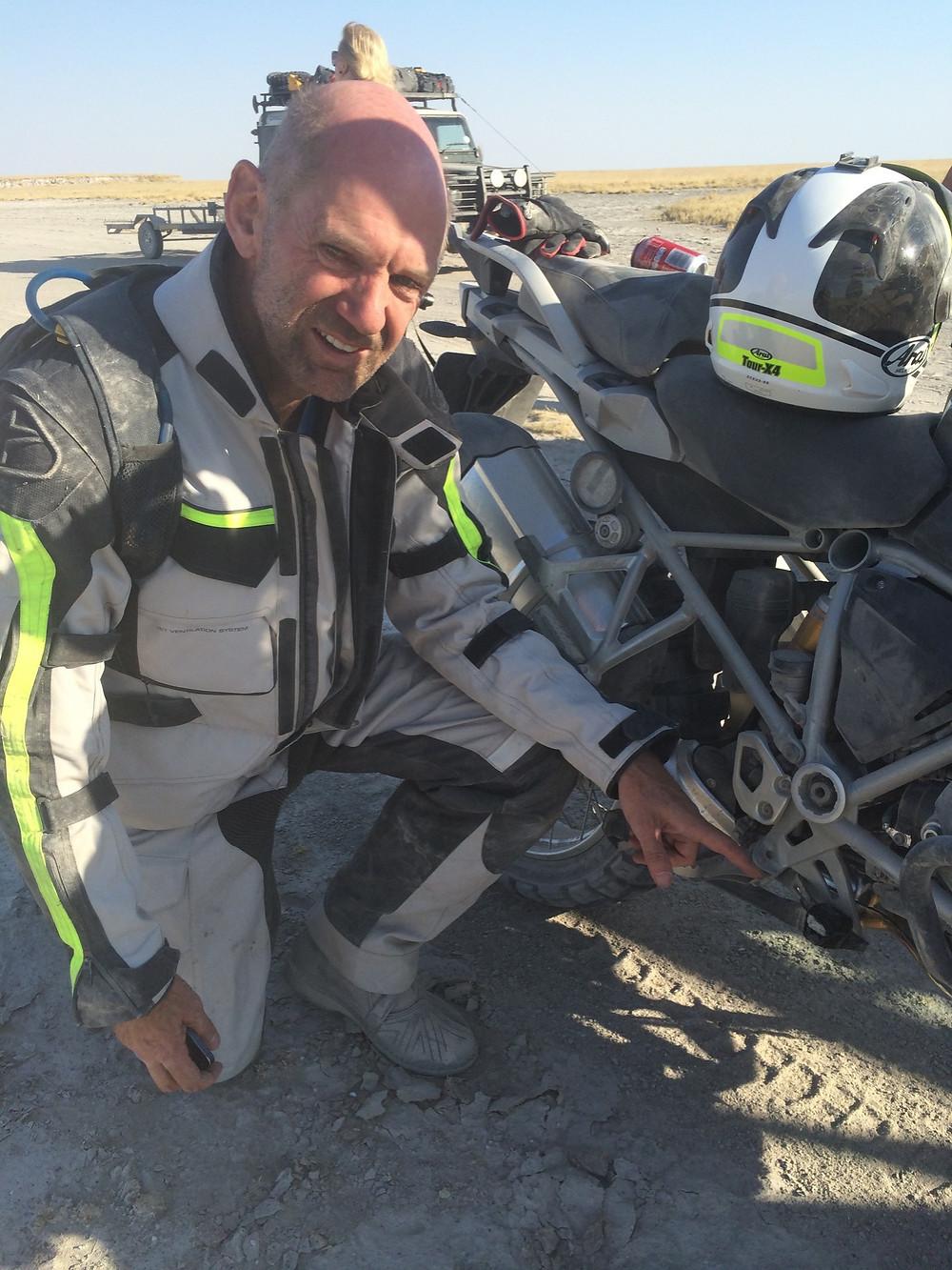 Adrian Newey mechanical