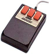 AMX Mouse for Amstrad CPC 464