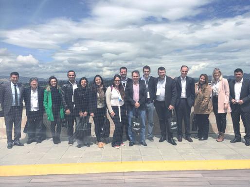 BIMachine participa de missão brasileira à Colômbia