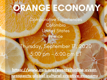 Learn about the prospects for the Global Cultural Creative Economy