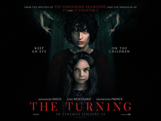 The Turning film review