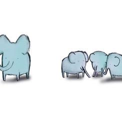 An Elephant called Arthur.