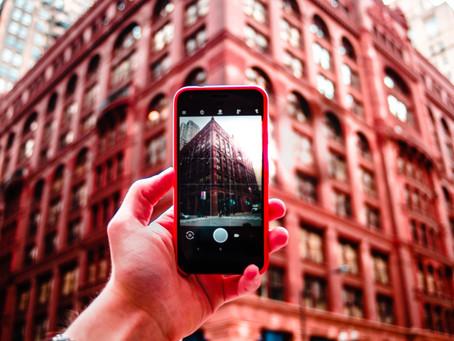 Como as fotos invadiram a nossa vida