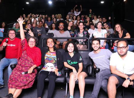 Alunos do IFRJ partcipam de debate sobre Ditadura no Ponto Cine