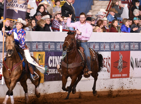 5 Things You Need to Know About the Cinch Timed Event Championships
