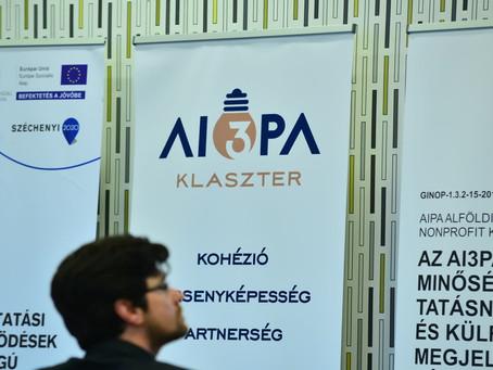 AI3PA Nemzetközi Klaszterkonferencia