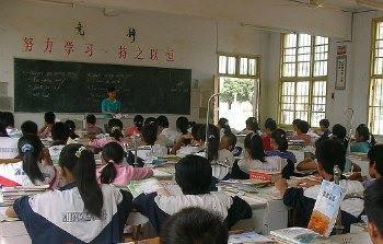 Estudian poner el español como segunda lengua en todos los colegios de China