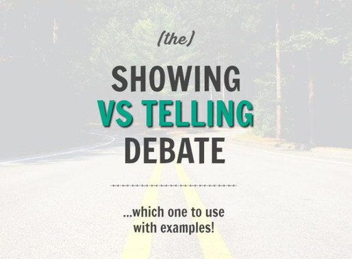 The Great Show vs. Tell Debate (and how to tell which one you need)