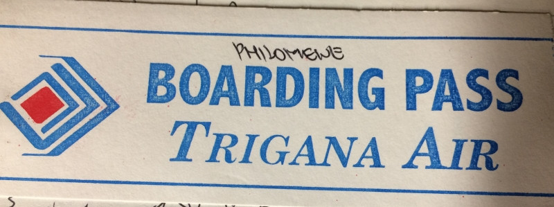 trigana air borading pass
