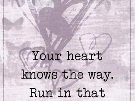 Dit hjerte ved ting din hjerne ikke kan forklare ❤️