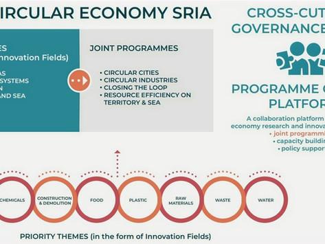 Strategic sustainability R&I agenda