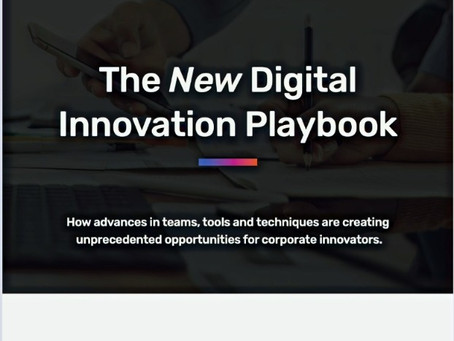 White Paper: The New Digital Innovation Playbook