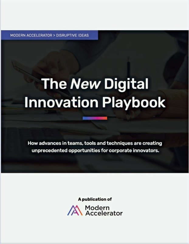 The New Digital Innovation Playbook by Modern Accelerator