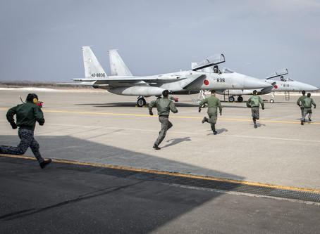 JASDF เหล่าทัพที่วุ่นวายที่สุดของ JSDF
