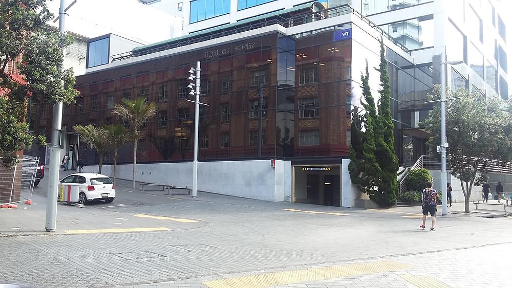 tempat sholat di Auckland nznesia